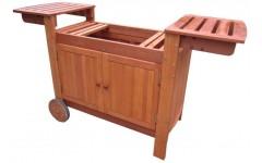 Carro de madera CBF75