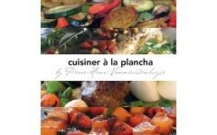 """Livre de recette """"cuisiner à la plancha"""""""