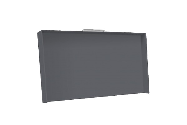 Cover Rainbow Grey Antracithe