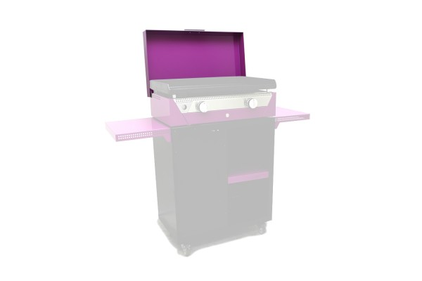 cubierta Rainbow violeta