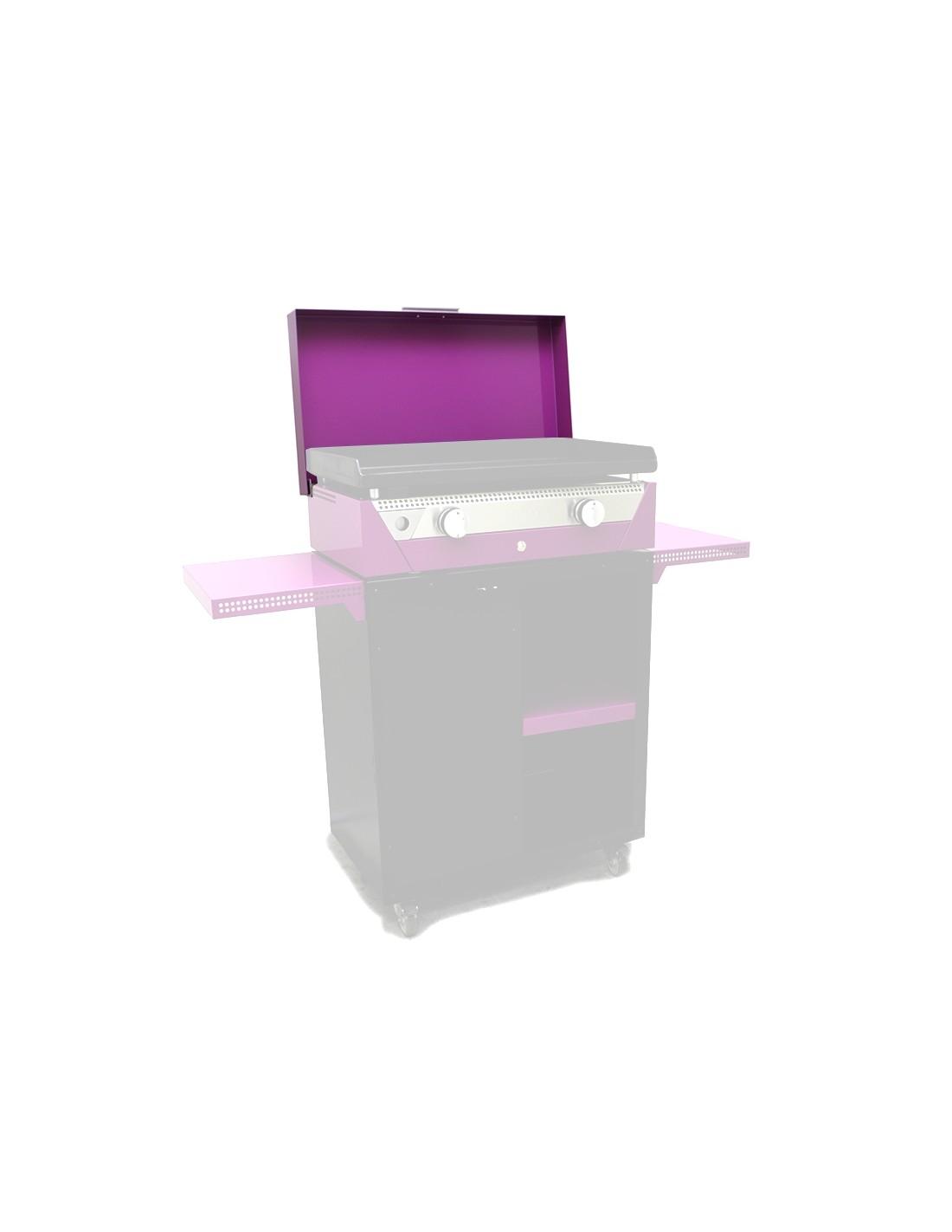 couvercle rainbow violette plancha simogas