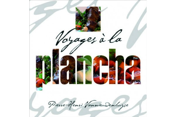 """Recipe Book """"Cooking on a plancha"""""""