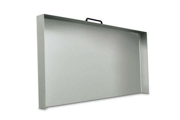Cubierta Silver Inox 75