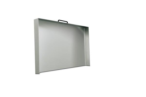 Cubierta Silver Inox 60