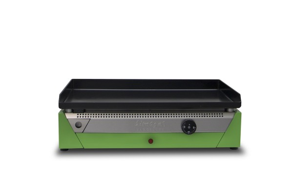 Plancha Rainbow Electric Verte Simogas