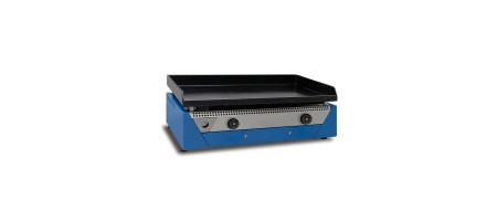 PLANCHA ELECTRICA RAINBOW E-70 BLUE